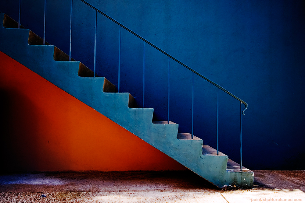 photoblog image Stairway from Heaven