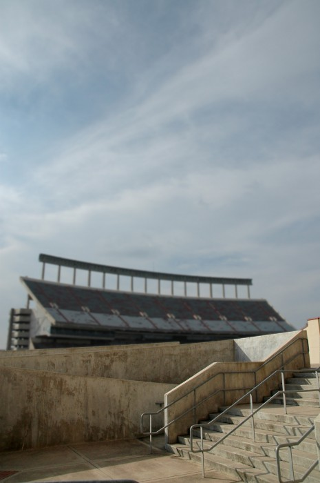 photoblog image Stadium Desolation